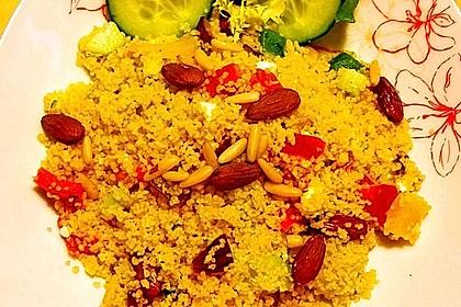 Couscous Salat à la Foe 27