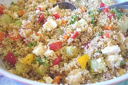 Couscous Salat à la Foe 10