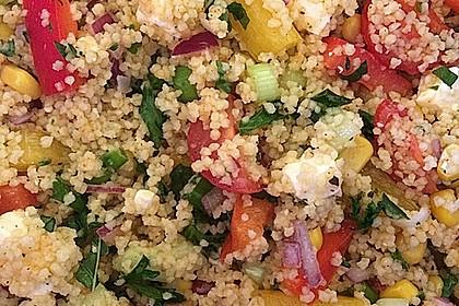 Couscous Salat à la Foe 4