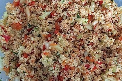 Couscous Salat à la Foe 17