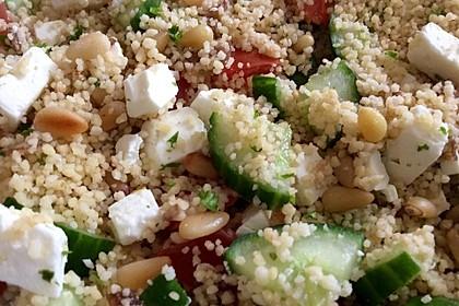 Couscous Salat à la Foe 8