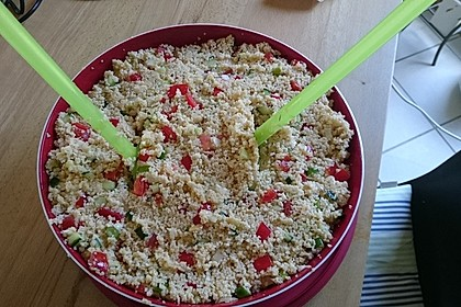 Couscous Salat à la Foe 18