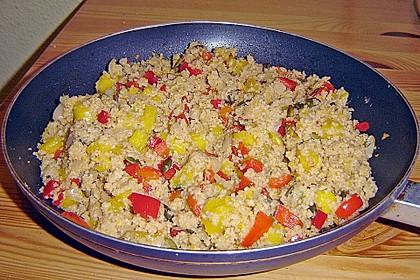 Couscous - Mango - Salat 3