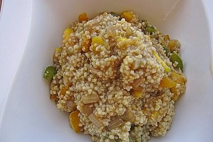 Couscous - Mango - Salat 2