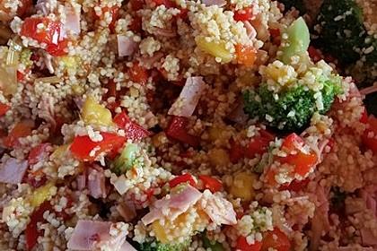 Couscous - Mango - Salat 12