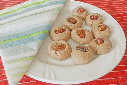 Tanja´s zarte Schokoladenkugel Kekse