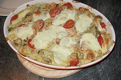 Cannelloni 'salmone e gamberetti' alla Anna 12