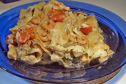 Cannelloni 'salmone e gamberetti' alla Anna 2
