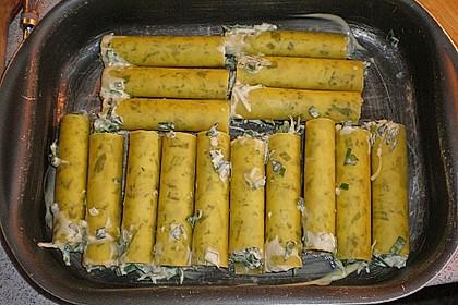 Cannelloni 'salmone e gamberetti' alla Anna 14