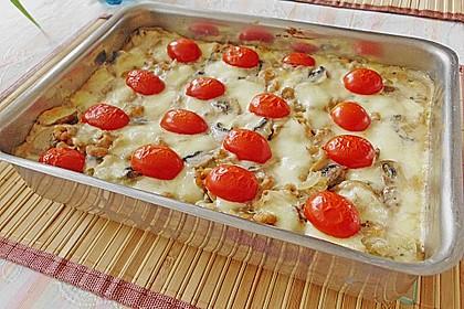 Cannelloni 'salmone e gamberetti' alla Anna 3