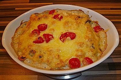 Cannelloni 'salmone e gamberetti' alla Anna 5
