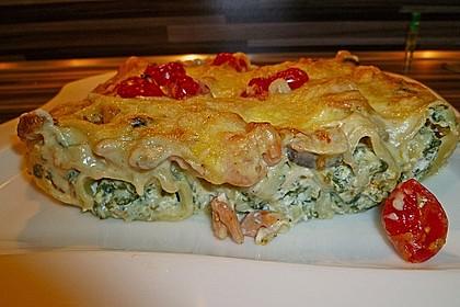 Cannelloni 'salmone e gamberetti' alla Anna