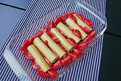 Cannelloni 'salmone e gamberetti' alla Anna 18
