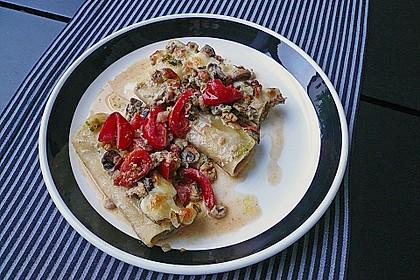 Cannelloni 'salmone e gamberetti' alla Anna 9