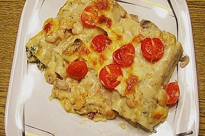 Cannelloni 'salmone e gamberetti' alla Anna 7