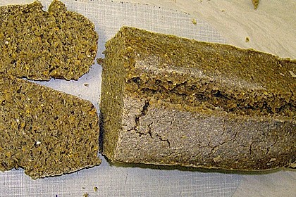 Backpulver - Brot I