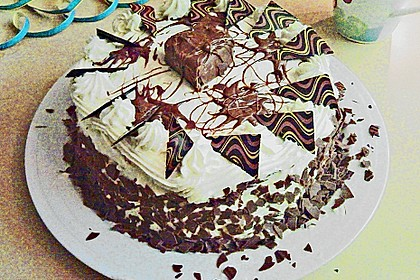 Bounty - Torte zartherb 14