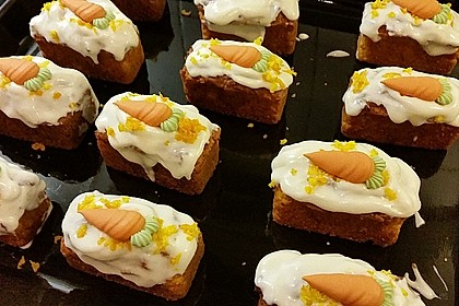 Alina´s Carrot Cake mit Butter Cream Cheese Frosting 4
