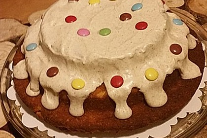 Alina´s Carrot Cake mit Butter Cream Cheese Frosting 10