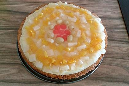 Obstkuchen - Boden 9