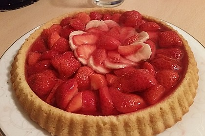 Obstkuchen - Boden 6