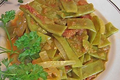 Bohnen - Tomaten - Gemüse 7