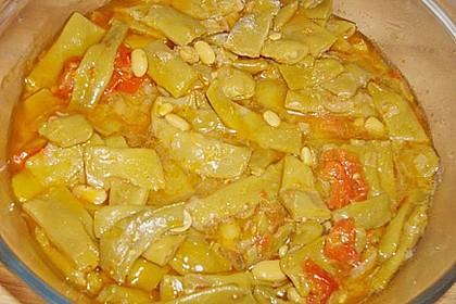 Bohnen - Tomaten - Gemüse 8