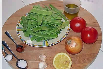 Bohnen - Tomaten - Gemüse 5