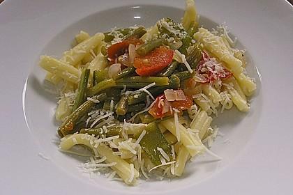 Bohnen - Tomaten - Gemüse 1