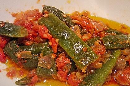 Bohnen - Tomaten - Gemüse 3