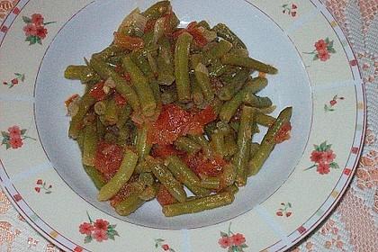 Bohnen - Tomaten - Gemüse 9
