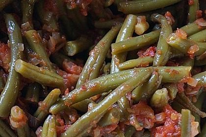 Bohnen - Tomaten - Gemüse 11