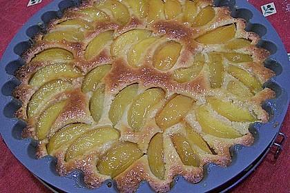 Aprikosen - Joghurt - Tarte