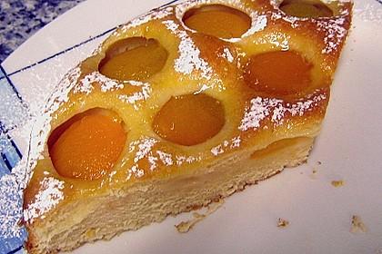 Aprikosen - Joghurt - Tarte 1