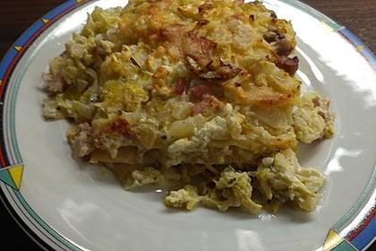 Chinakohl - Lasagne 18