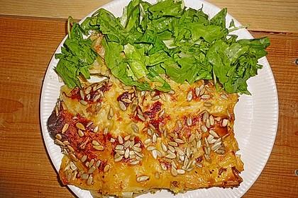 Chinakohl - Lasagne 7