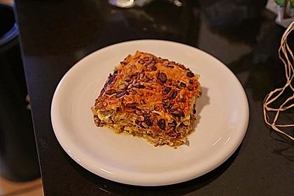 Chinakohl - Lasagne 1