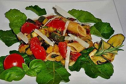 Italienischer Nudelsalat 10