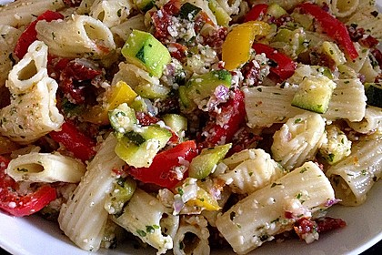Italienischer Nudelsalat 6