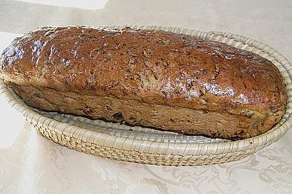 Steirisches Kürbiskern-Brot mit Kürbiskernöl 41