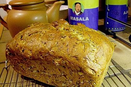 Steirisches Kürbiskern-Brot mit Kürbiskernöl 36