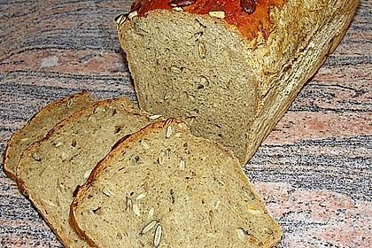 Steirisches Kürbiskern-Brot mit Kürbiskernöl 18