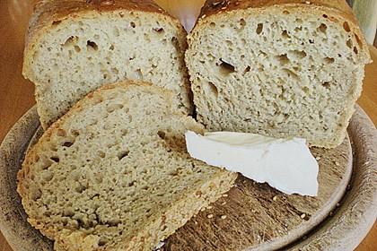 Steirisches Kürbiskern-Brot mit Kürbiskernöl 78