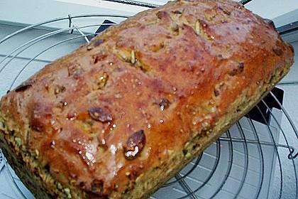 Steirisches Kürbiskern-Brot mit Kürbiskernöl 52