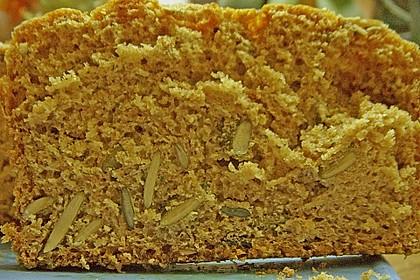 Steirisches Kürbiskern-Brot mit Kürbiskernöl 57