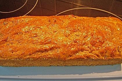 Steirisches Kürbiskern-Brot mit Kürbiskernöl 45