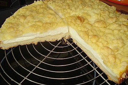Schlesischer Streuselkuchen 1