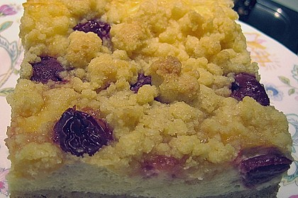 Schlesischer Streuselkuchen 8
