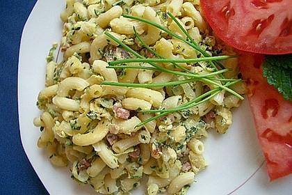 Gabelspaghetti mit Zucchini