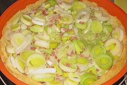 Kartoffel - Lauch - Torte 10